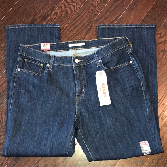 54457a7d4b1 Plus Size LEVI S 415 Relaxed Fit Bootcut Jeans